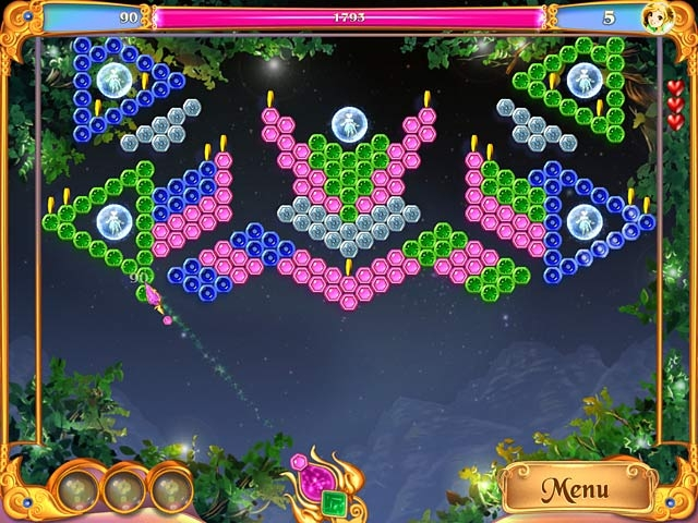 Fairy Jewels 2 Screenshot