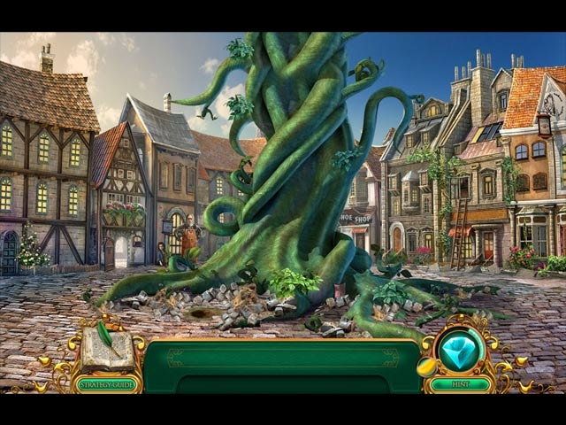 Fairy Tale Mysteries: The Beanstalk Collector's Edition Screenshot