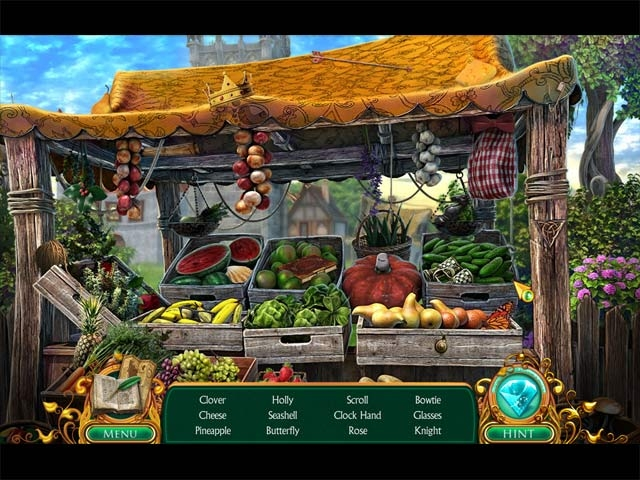 Fairy Tale Mysteries: The Beanstalk Screenshot