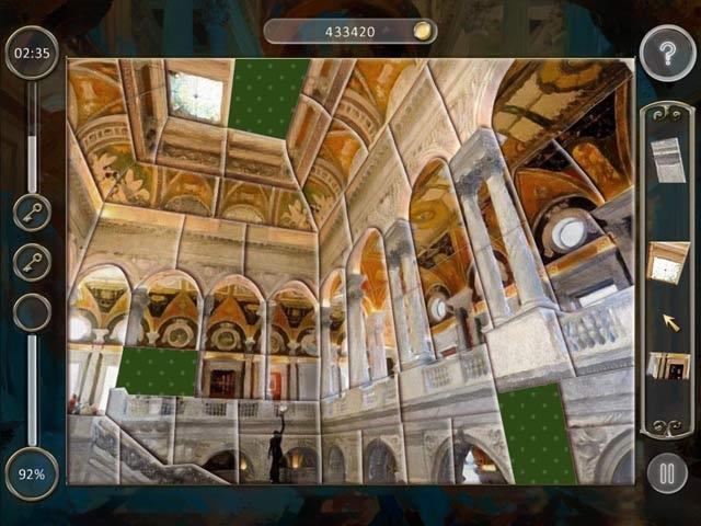 Fairytale Mosaics Beauty And The Beast Screenshot