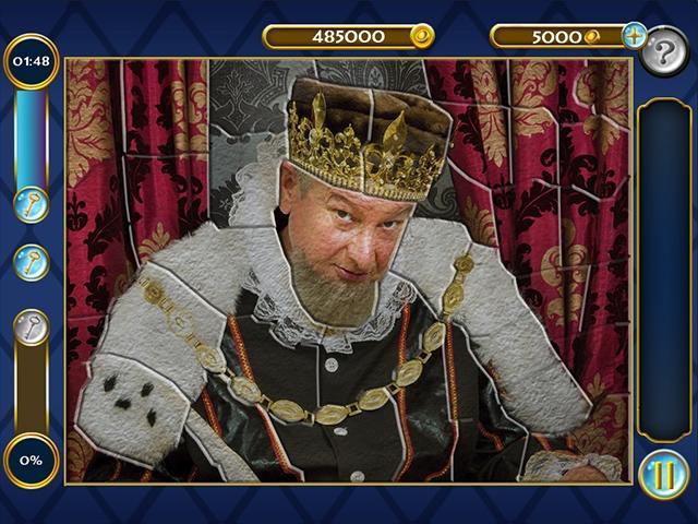 Fairytale Mosaics Cinderella 2 Screenshot