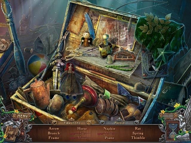 Fallen: The Flowers of Evil Screenshot