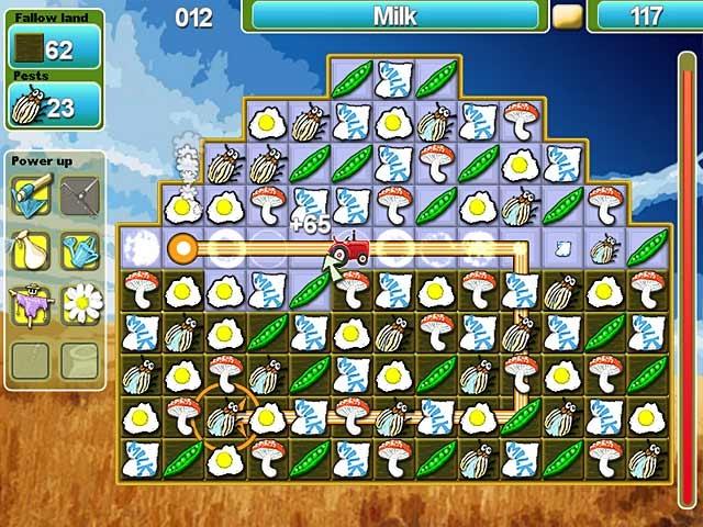 Family Farm: Fresh Start Screenshot
