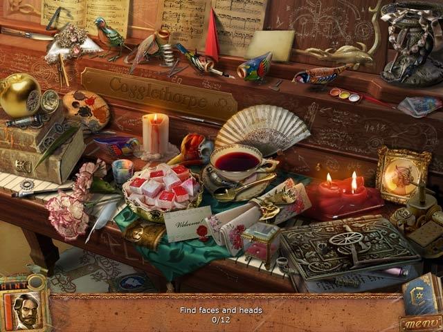 Fantastic Creations: House of Brass Screenshot