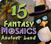 Fantasy Mosaics 15: Ancient Land