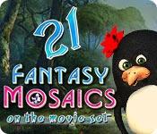 Fantasy Mosaics 21: On the Movie Set