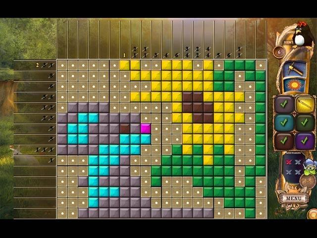 Fantasy Mosaics 21: On the Movie Set Screenshot