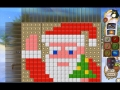 Fantasy Mosaics 32: Santa's Hut, screenshot #1