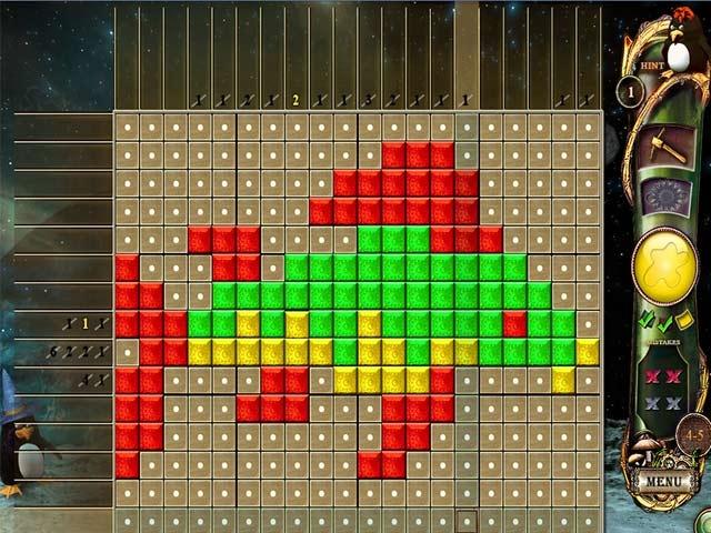 Fantasy Mosaics 6: Into the Unknown Screenshot