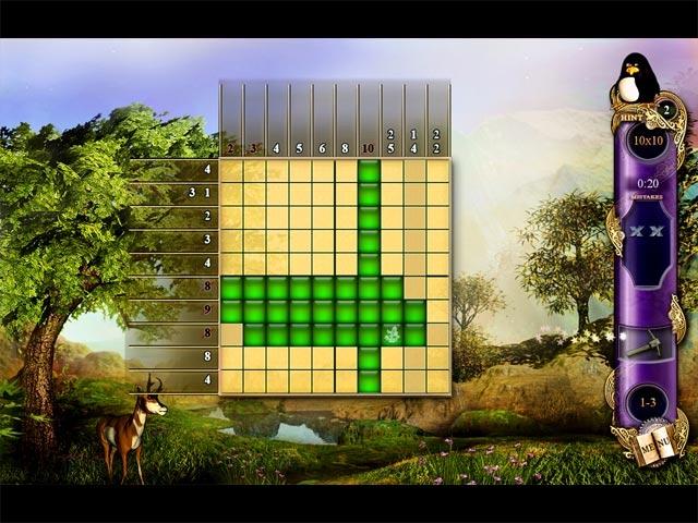 Fantasy Mosaics Screenshot