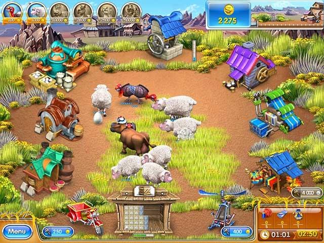 Farm Frenzy 3: American Pie Screenshot