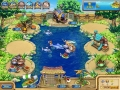 Farm Frenzy: Gone Fishing, screenshot #1