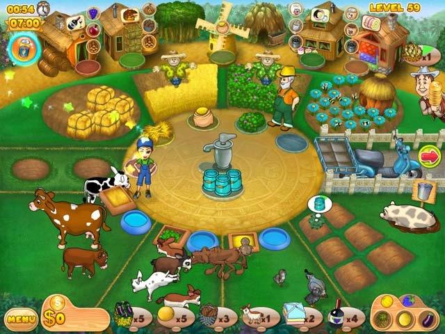 Farm Mania 2 Screenshot