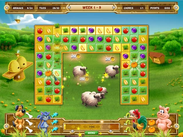 Farm Quest Screenshot
