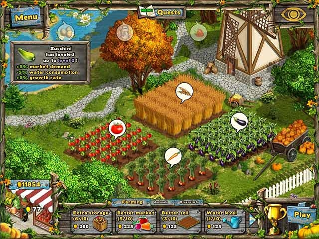Farmington Tales Screenshot