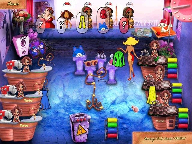 Fashion Rush Screenshot