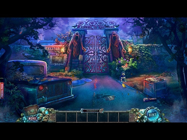 Fear for Sale: City of the Past Screenshot