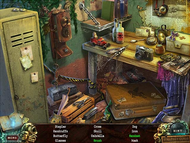 Fear for Sale: Sunnyvale Story Collector's Edition Screenshot