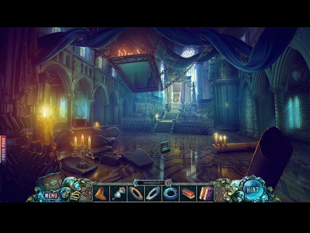 Fear for Sale: The Dusk Wanderer Collector's Edition Screenshot