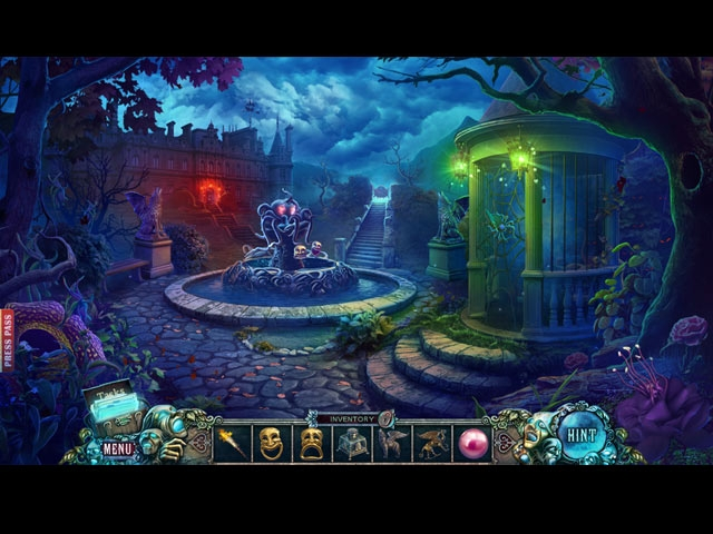 Fear for Sale: The Dusk Wanderer Screenshot
