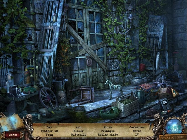 Fear for Sale: The Mystery of McInroy Manor Collector's Edition Screenshot