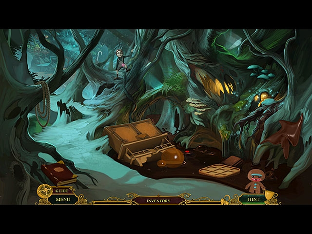 Fearful Tales: Hansel and Gretel Collector's Edition Screenshot