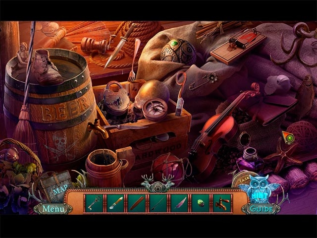 Fierce Tales: Feline Sight Collector's Edition Screenshot