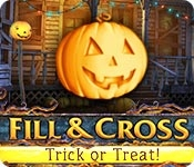 Fill and Cross: Trick or Treat