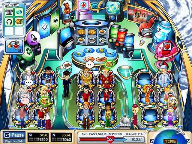 First Class Flurry Screenshot