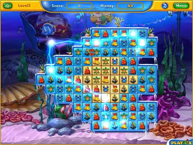 Fishdom: Frosty Splash Screenshot