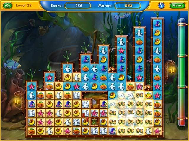 Fishdom - Spooky Splash Screenshot