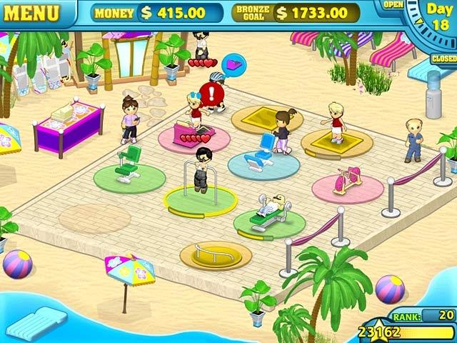 Fitness Frenzy Screenshot