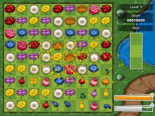 Flower Mania Screenshot