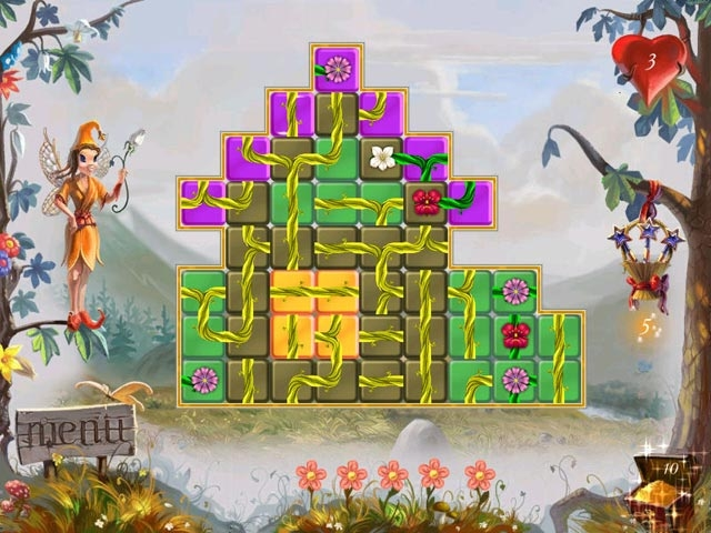 Flower Quest Screenshot