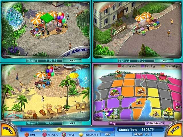 Flower Stand Tycoon Screenshot