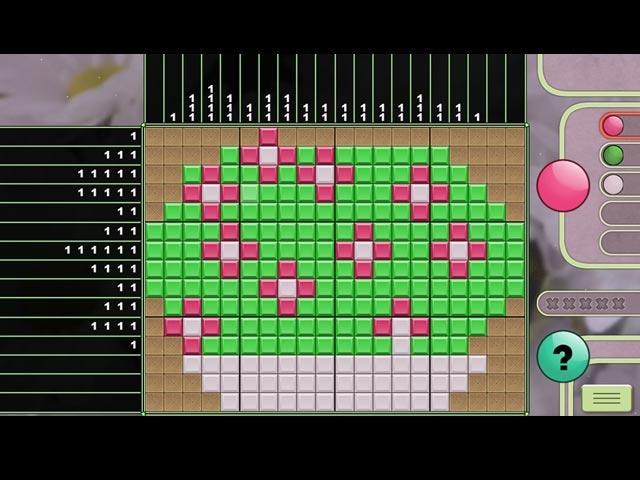 Flowers Mosaics Screenshot
