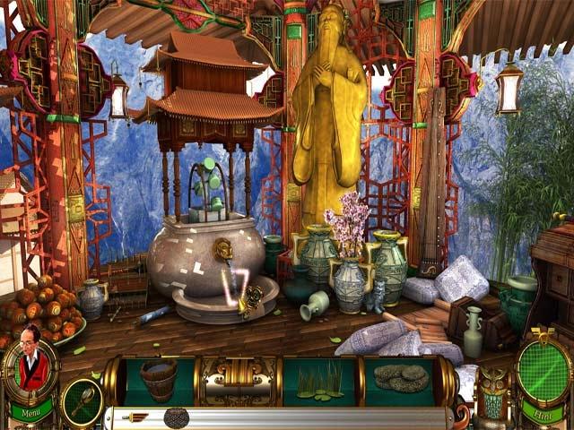 Flux Family Secrets - The Rabbit Hole Screenshot