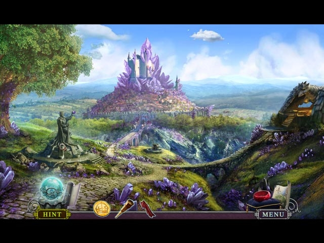 Forgotten Kingdoms: The Ruby Ring Screenshot