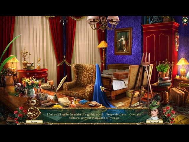 Forgotten Places: Regained Castle Screenshot