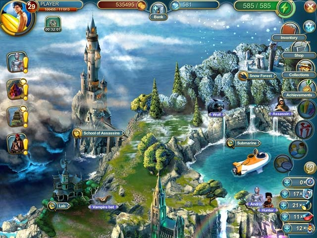 Found: A Hidden Object Adventure - Free to Play Screenshot