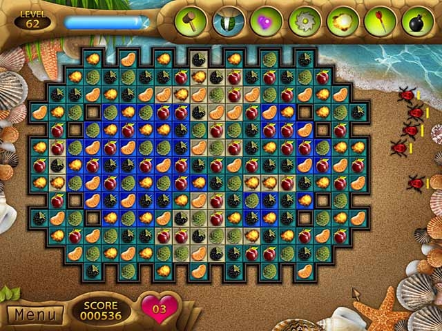 Fruit Mania Screenshot
