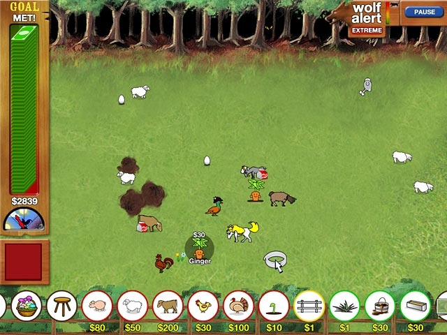 Funky Farm 2 Screenshot