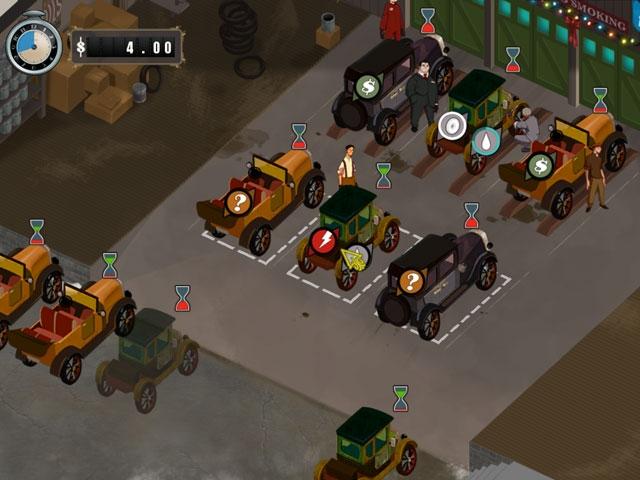 Garage Inc. Screenshot
