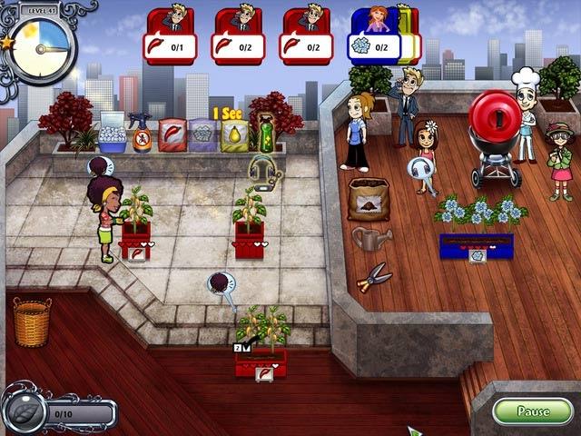 Garden Dash Screenshot