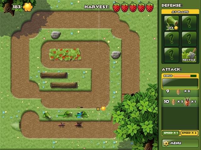 Garden Panic Screenshot