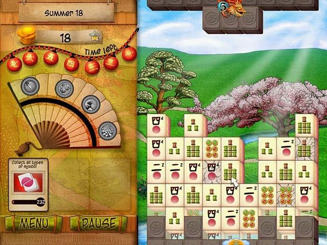 Geisha - The Secret Garden Screenshot