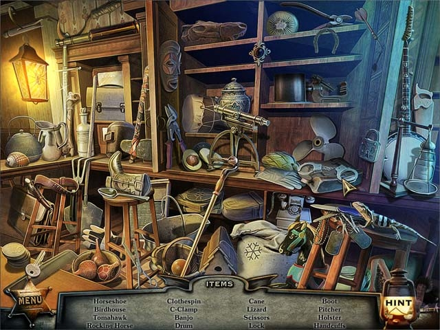 Ghost Encounters: Deadwood Screenshot