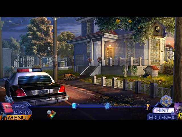 Ghost Files: Memory of a Crime Collector's Edition Screenshot