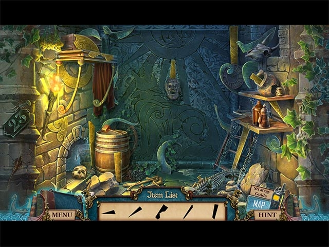 Ghosts of the Past: Bones of Meadows Town Collector's Edition Screenshot