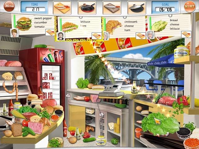 Gourmania Screenshot